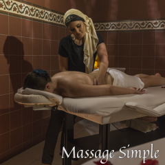 Massage relaxant 30 min